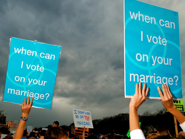 When Can I Vote on Your Marriage?