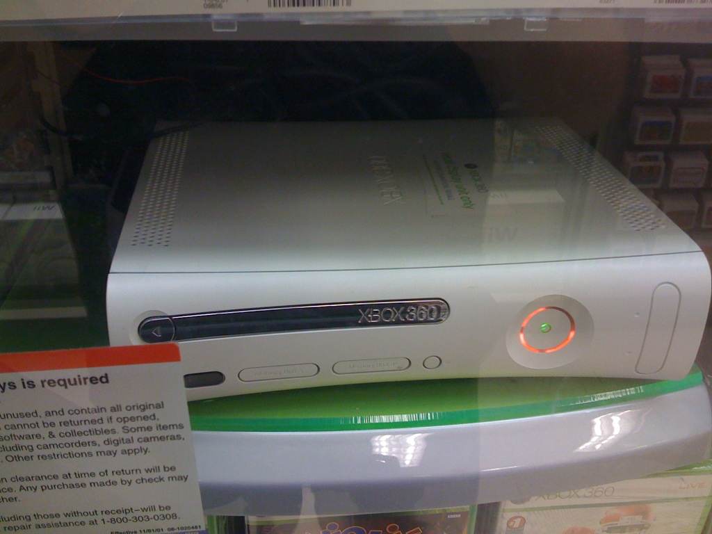 Where To Sell A Red Ringed Xbox