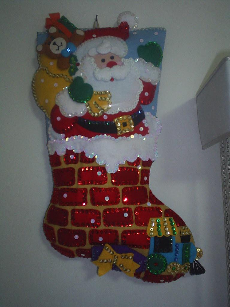Bota Papai Noel na Chaminé