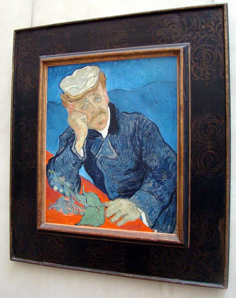 Van Gogh - Docteur Paul Gachet