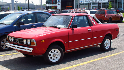 1981 Subaru Brat by Gerard Donnelly