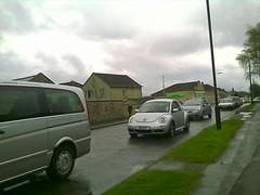 Traffic in Bath
