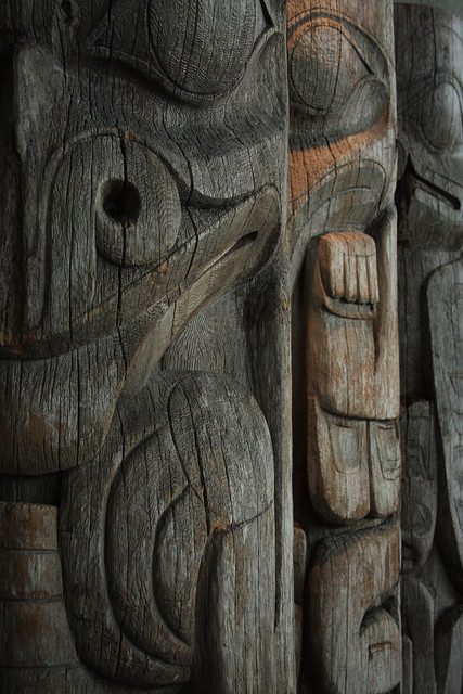 Three Pieces of Totem