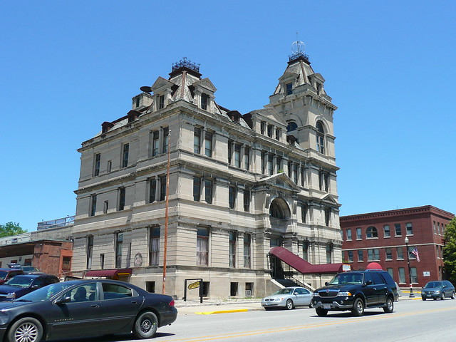 Hannibal (MO) United States  City new picture : Hannibal, MO United States Post Office and Courthouse | Flickr Photo ...