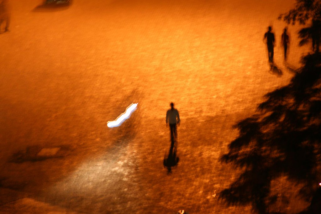 A Night Street