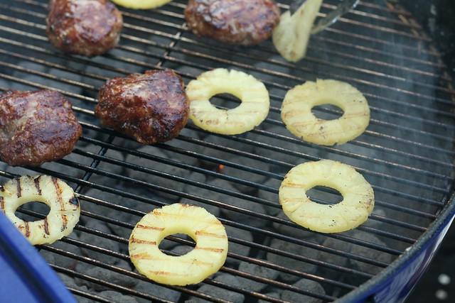 Hawaiian Style Pork Burgers   Flickr - Photo Sharing!