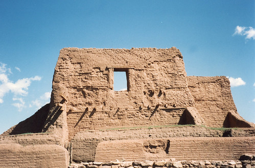 Spanish Church Ruins, Pecos National Historic Park