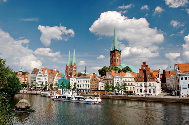 Lübeck Waterfront