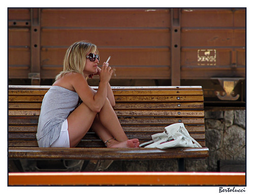 girl station train bench geotagged waiting passengers greece larisa ose ellada thessaly ontheplatform λάρισα οσε geo:lat=39629461 geo:lon=22422967 larisatriptych