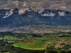 Innsbruck Alps HDR