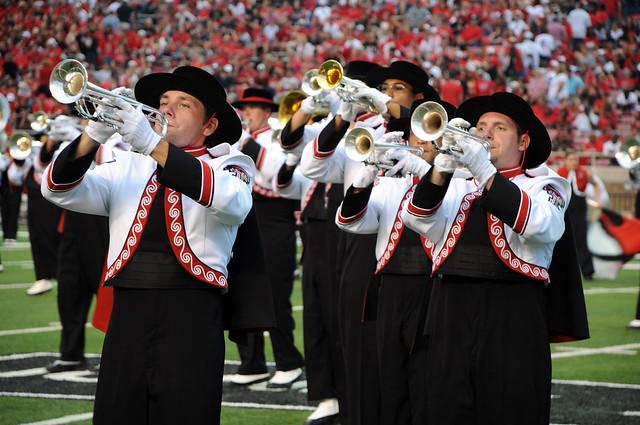 Texas Tech University Goin Band from Raiderland