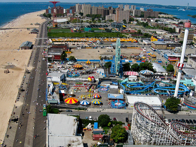 Coney Island 2008
