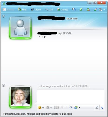 Windows live messenger ferme le 15 mars prochain for Fenetre volante