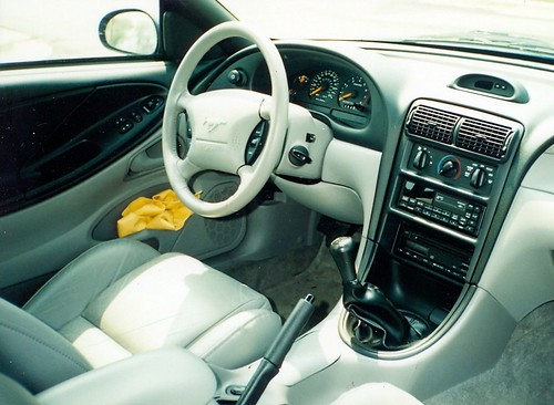 1996 Ford Mustang Gt 4 6l V8 Interior A Photo On Flickriver