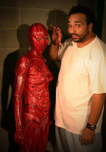 Human skinned alive - photo#7