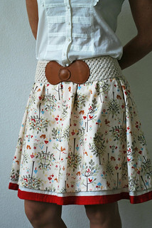 Folklore skirt