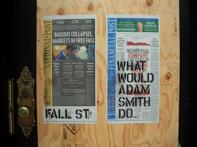 fall st. - what would adam smith do...