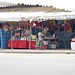 A street market in little india
