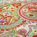 Paisley Punch Fabric by catnipstudio