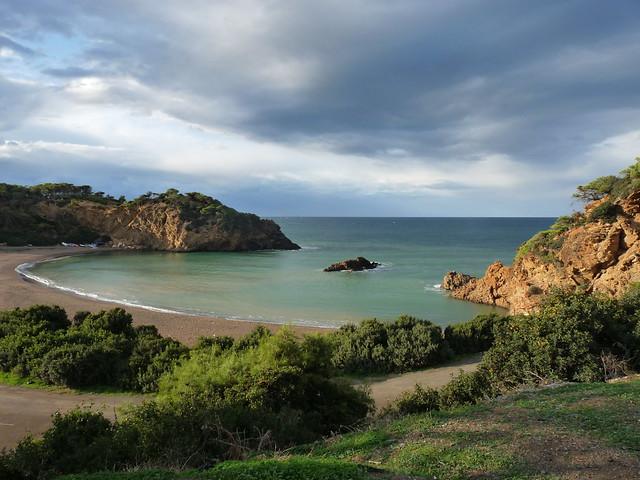 Gouraya, la crique (Algeria)