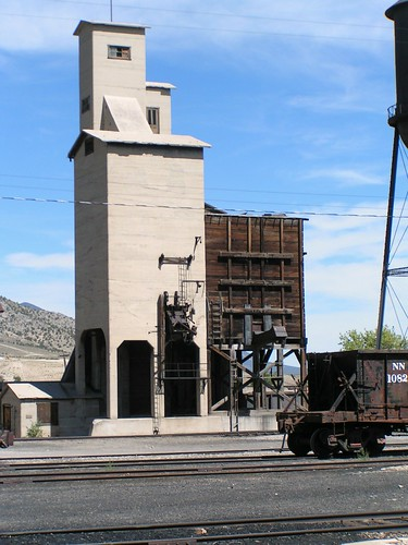 tower museum nevada railway ely northern coaling nnry
