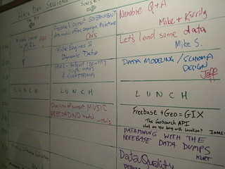 FBHD unconference board