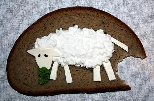Have a snack! - Was für ein Käse! :-))))))))))