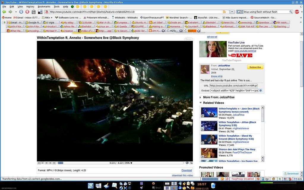 mplayer youtube HQTube | ovigia | Flickr