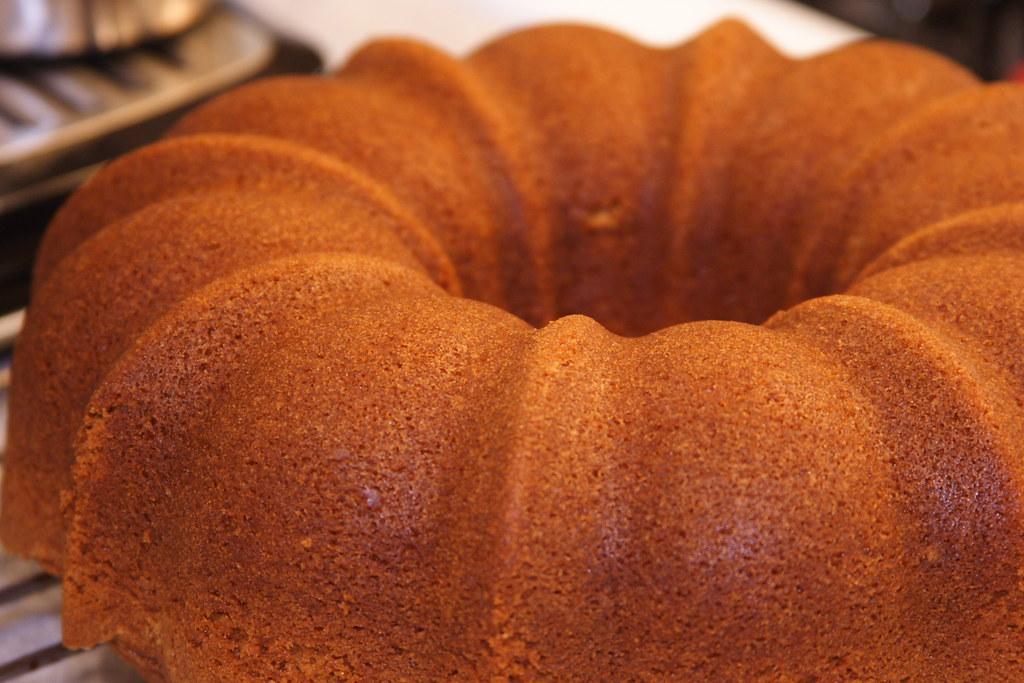 Alton Brown Pound Cake Glaze