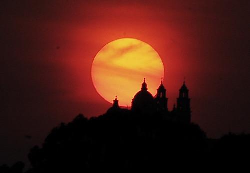 sunset cholula 2