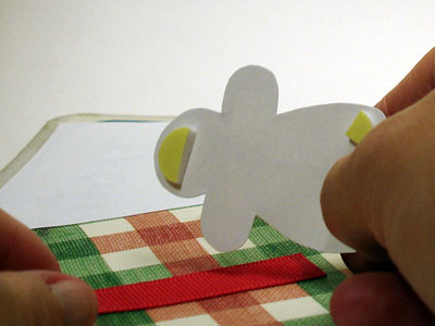 CraftyGoat's Notes: Attach Gingerbread Man