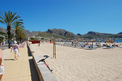 Playa de Puerto Pollença