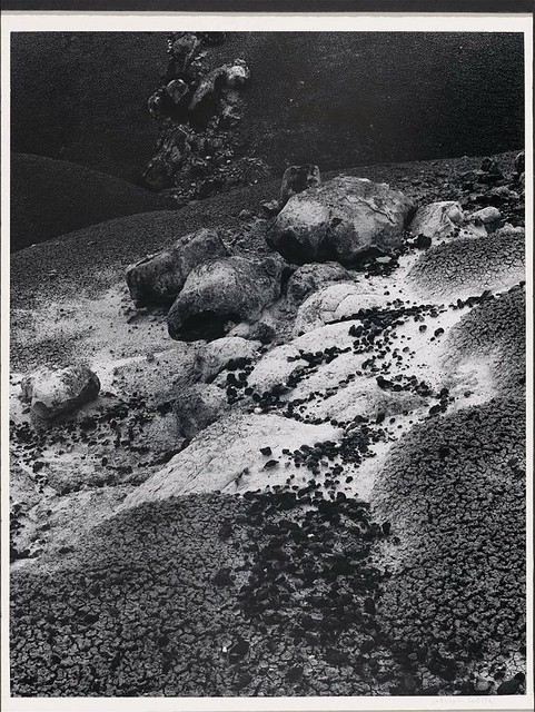 Ritual Stones, Notom, Utah from the sequence Everything Gets in the Way, 1963, by Minor White