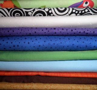 Fun Fabrics for Placemat SWAP 6