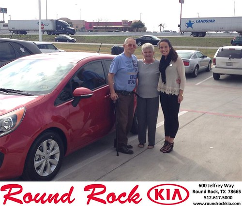 #HappyBirthday to Martha And William Suerth from Andi Wilson and everyone at Round Rock Kia! by RoundRockKia