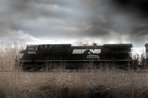 train photoshop rail adobe hdr norfolksouthern cs3 localadaptation