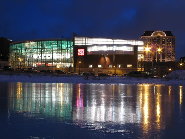 Kern Center at Civil Twilight
