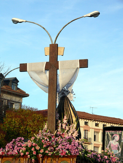 CRUZ DE LAS FAROLAS - STREETLAMP CROSS