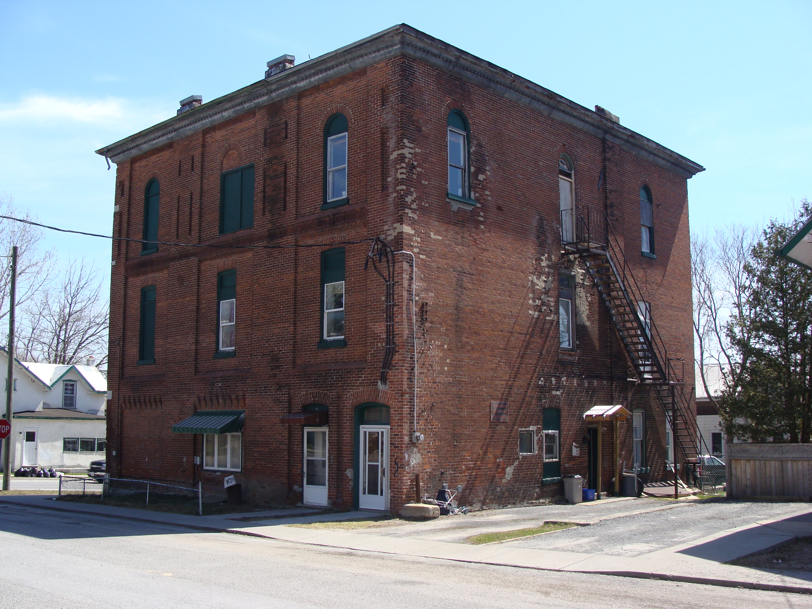 Clement Block, Deseronto
