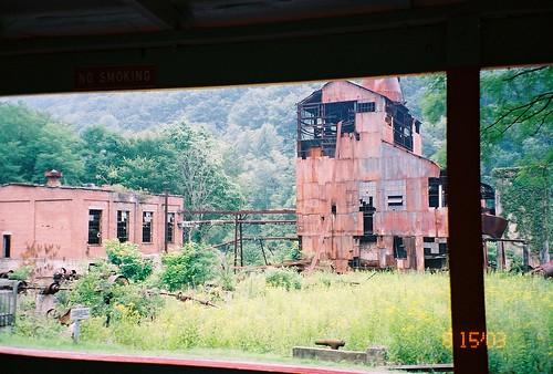 Cass in Ruins