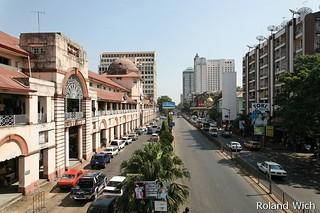 Yangon - Downtown