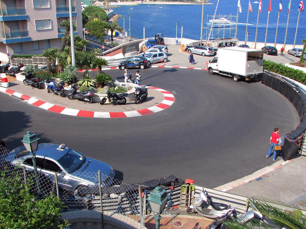 Monte Carlo Circuit - Loews Hotel Curve