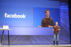 Mark Zuckerberg f8 Keynote