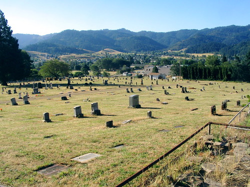 cemetery oregon puppy landscape memories hills oddfellows gravemarkers ioof douglascounty myrtlecreek deadmantalking