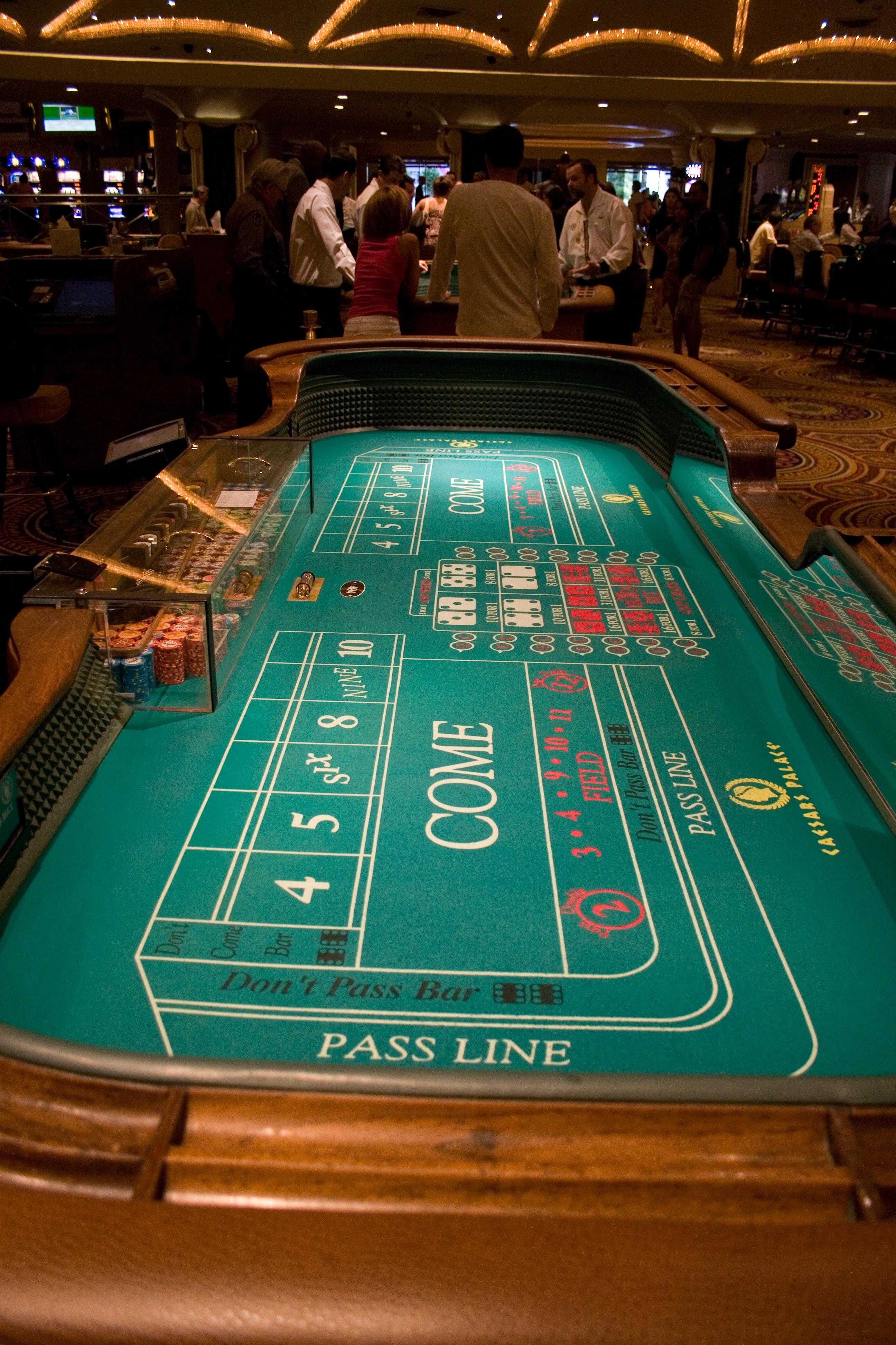 Casino vacation spots