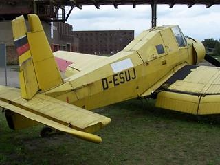 LET Z-37A 'Cmelak'