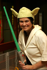yoda's girlfriend?    MG 0903