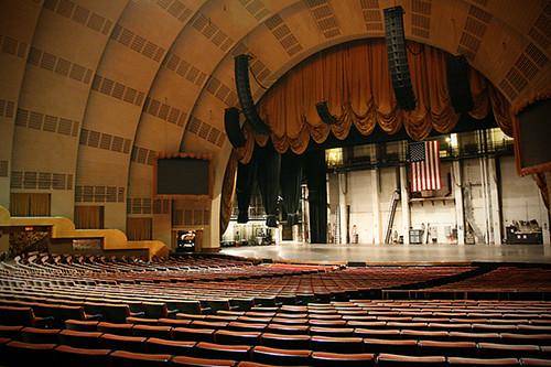 Food Radio City Music Hall
