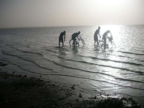 Fishing in Burkina