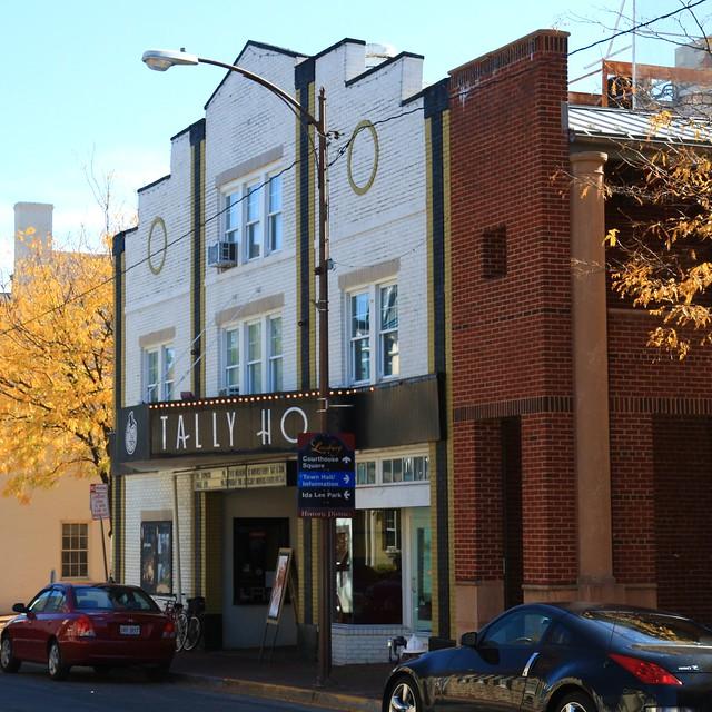 Tally Ho Theatre Flickr Photo Sharing